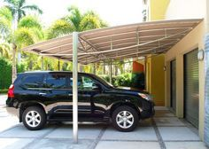 Carport Roof Trusses Carports From Miami Awning Company