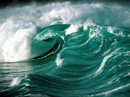Most Beautiful Waves in the World