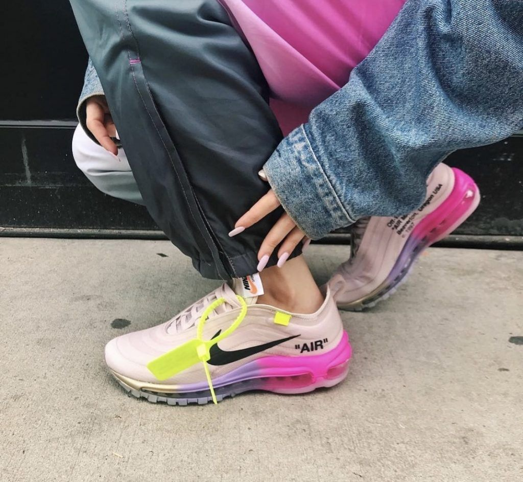30+ Pink off white shoes ideas info