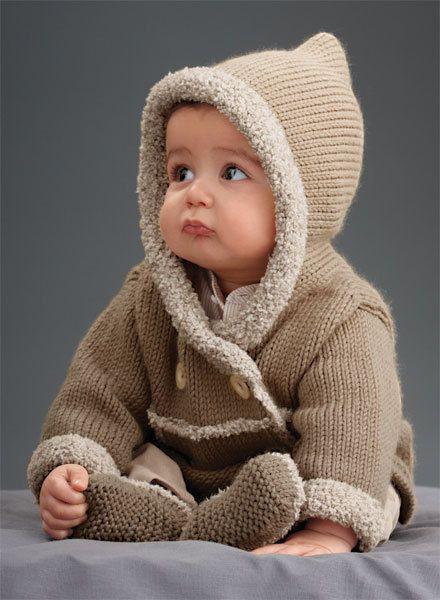 kit tricot bebe phildar