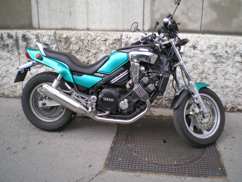 Yamaha FZX 750 Fazer