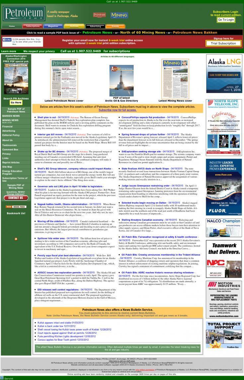 petroleumnews