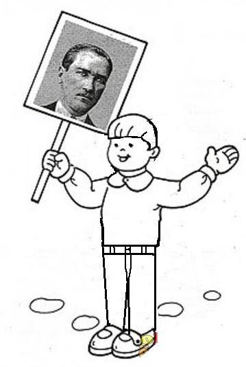 Atatürk Atatürkboyama Boyama 10kasımboyama Atatürk Pinterest