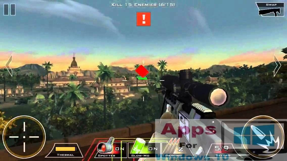 kill shot bravo mod apk latest version download