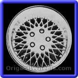 Volvo 240 Series 1993 Wheels & Rims Hollander #70172 #Volvo #240Series #Volvo240Series #1993 #Wheels #Rims #Stock #Factory #Original #OEM #OE #Steel #Alloy #Used