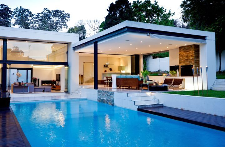 19 Amazing Modern Homes You Always Dream Of Pool House Designs