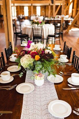 Wyndridge Farm Venue Wedding Reception Reception Farm Wedding