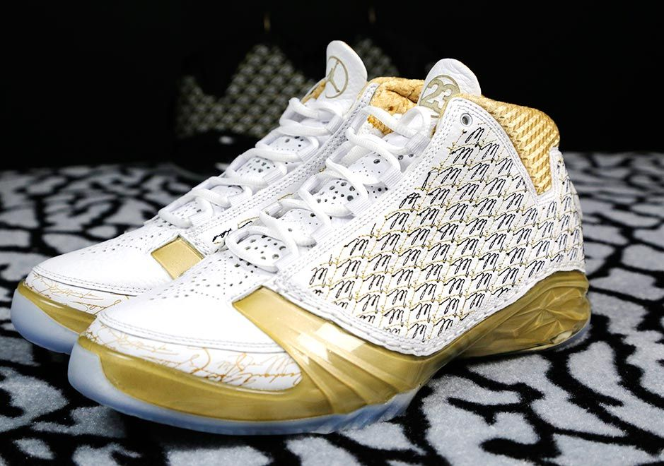 Air Jordan 23 Trophy Room Exclusives