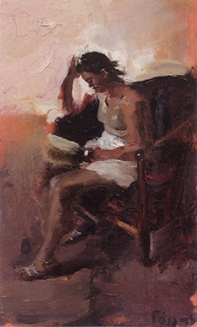 George Rorris, 1963 | Figurative painter | Tutt'Art@ | Pittura * Scultura * Poesia * Musica |