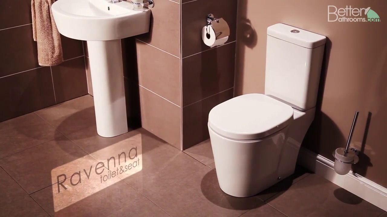 Ravenna Toilet and Soft Close Seat | New home | Pinterest | Ravenna ...