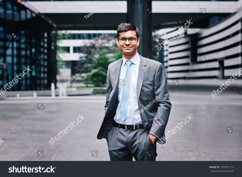 Happy Successful Indian Businessmansuccessful Happy Businessman Indian Business Man Photography Tutorials Indian