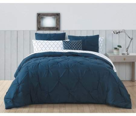 Avondale Manor Bradford Pintuck 6pc Bed In A Bag In 2019