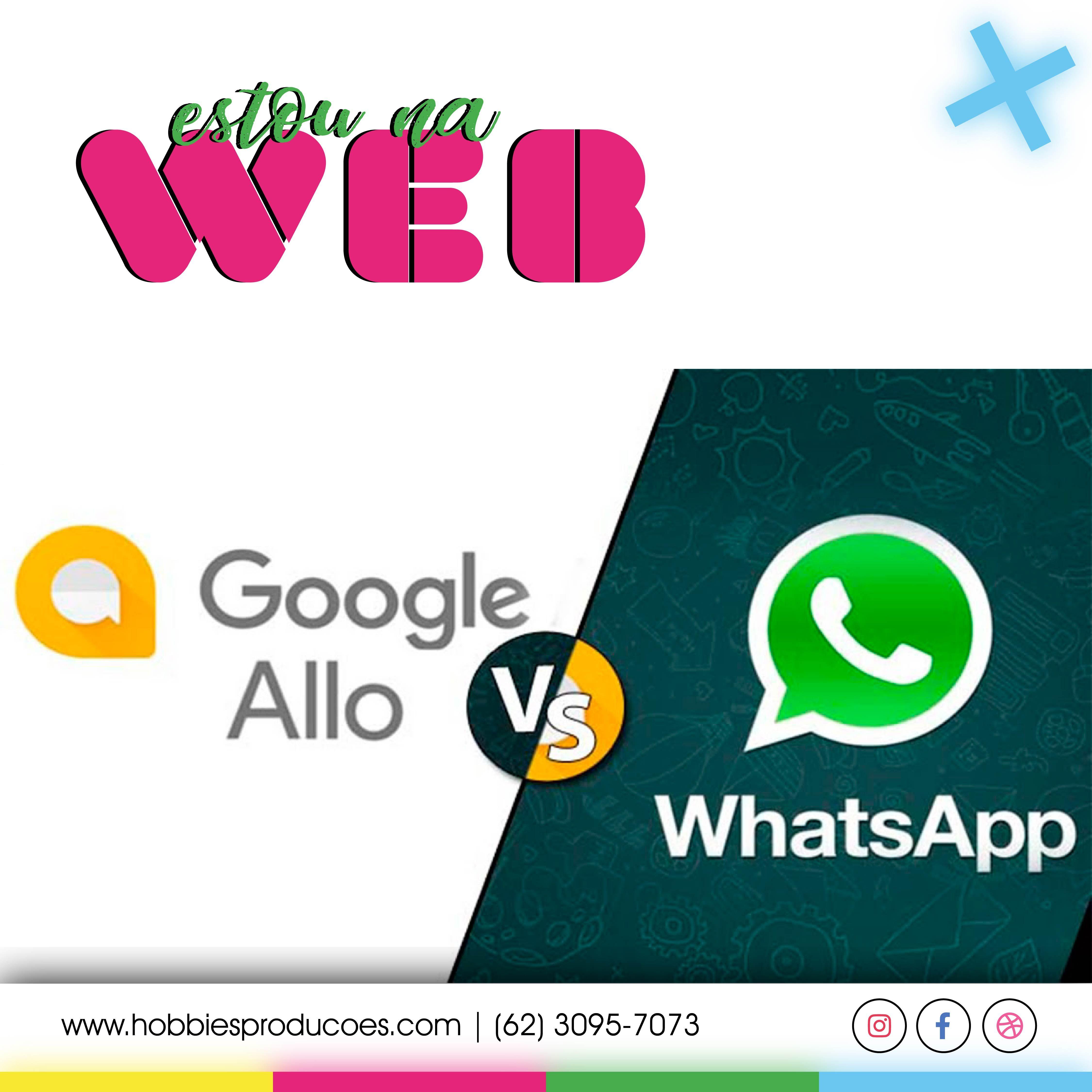O Google Allo, o mensageiro rival do WhatsApp para Android