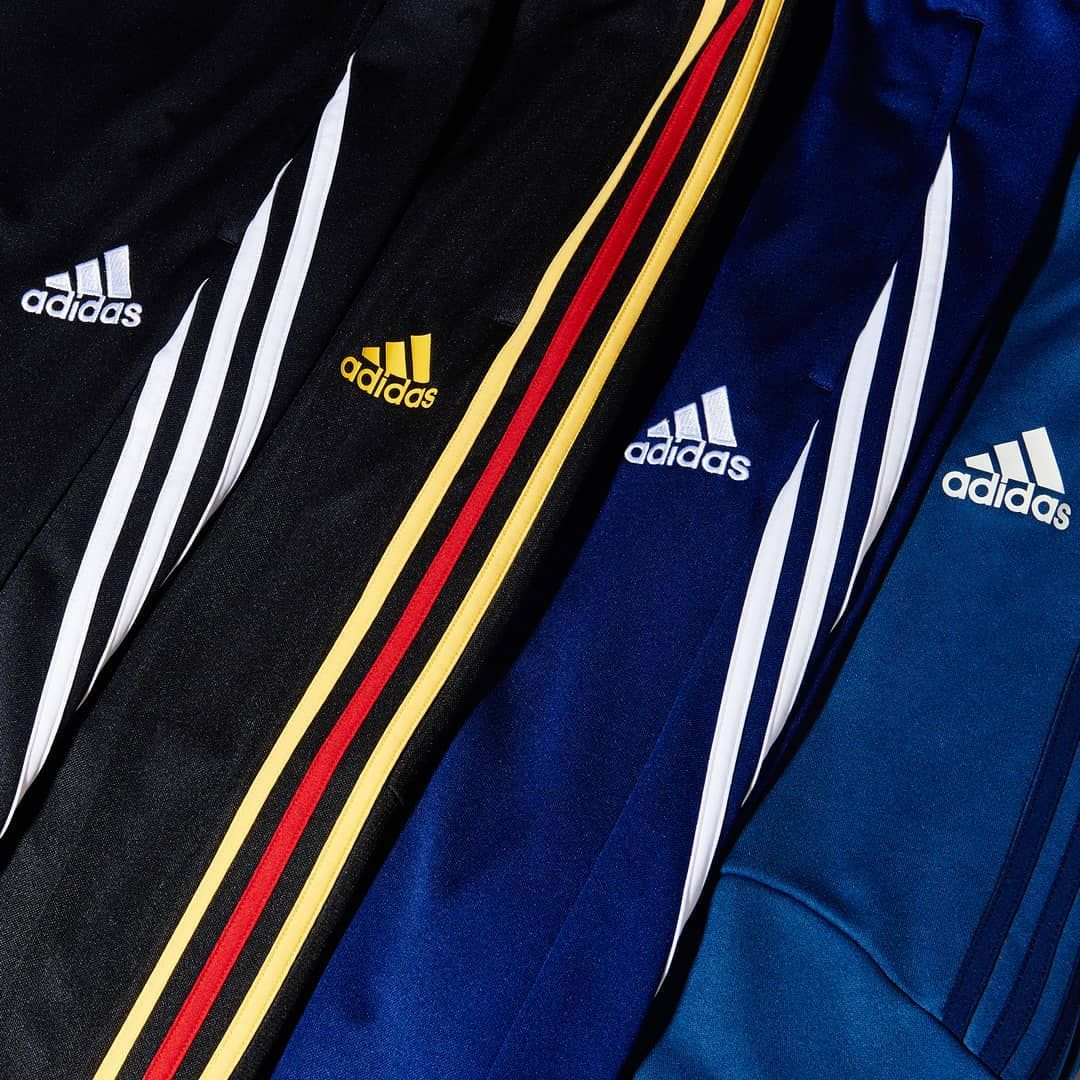 Find the perfect bottoms for you and live happily ever after with @adidas. Whether you're supporting Belgium, @manchesterunited or just lounging about, there's a pair for you. . . . . . #adidasfootball #manchesterunited #manu #football #fashiongram #fitspo #fitness #style