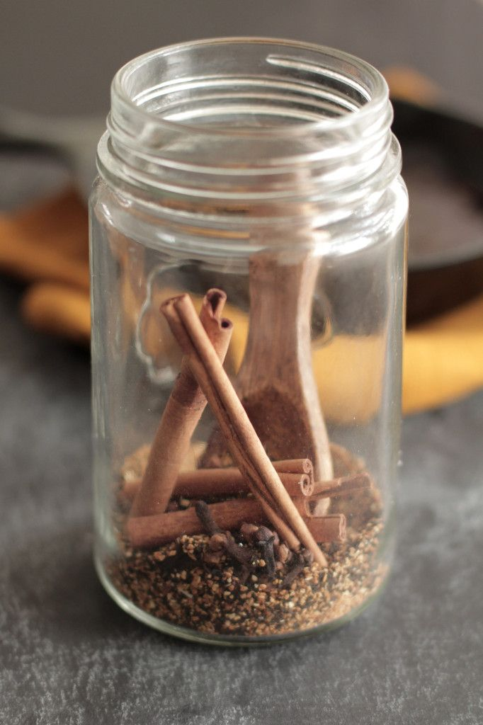Homemade Air Freshener Cinnamon Spice Everything Nice Diy