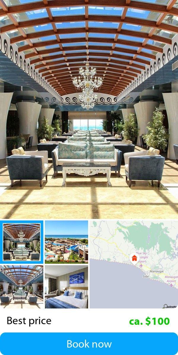 From 133 Adalya Ocean Deluxe Colakli Turkey Hotels Ocean