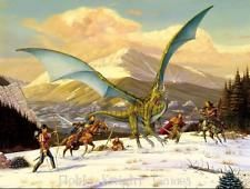 Image result for larry elmore paintings