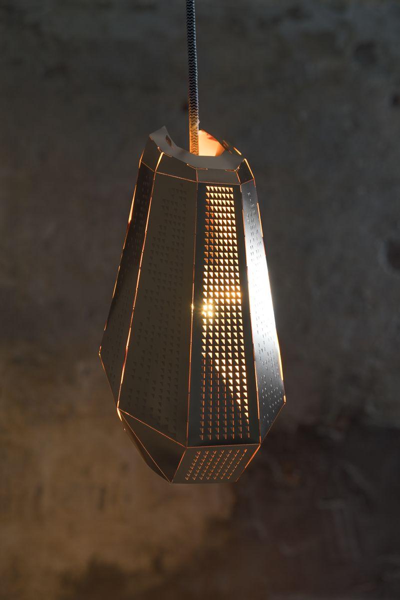 Eldleiftur Copper Shade by Jón Helgi Hólmgeirsson