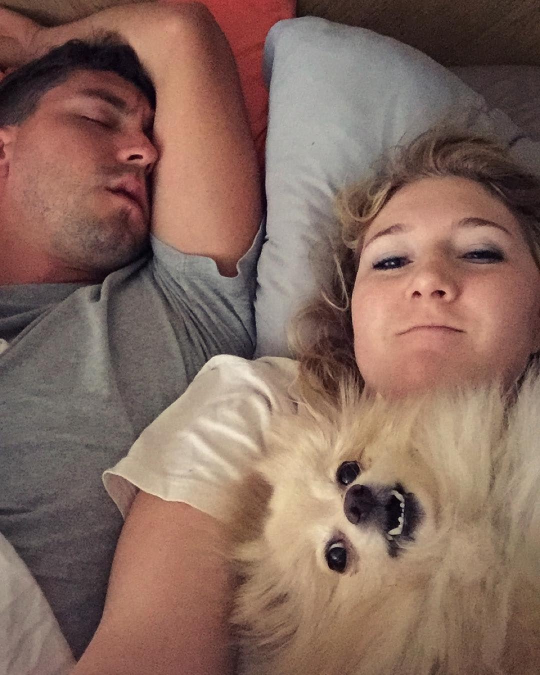 Meet the fam. #happysunday #puppylove #lifeisgood