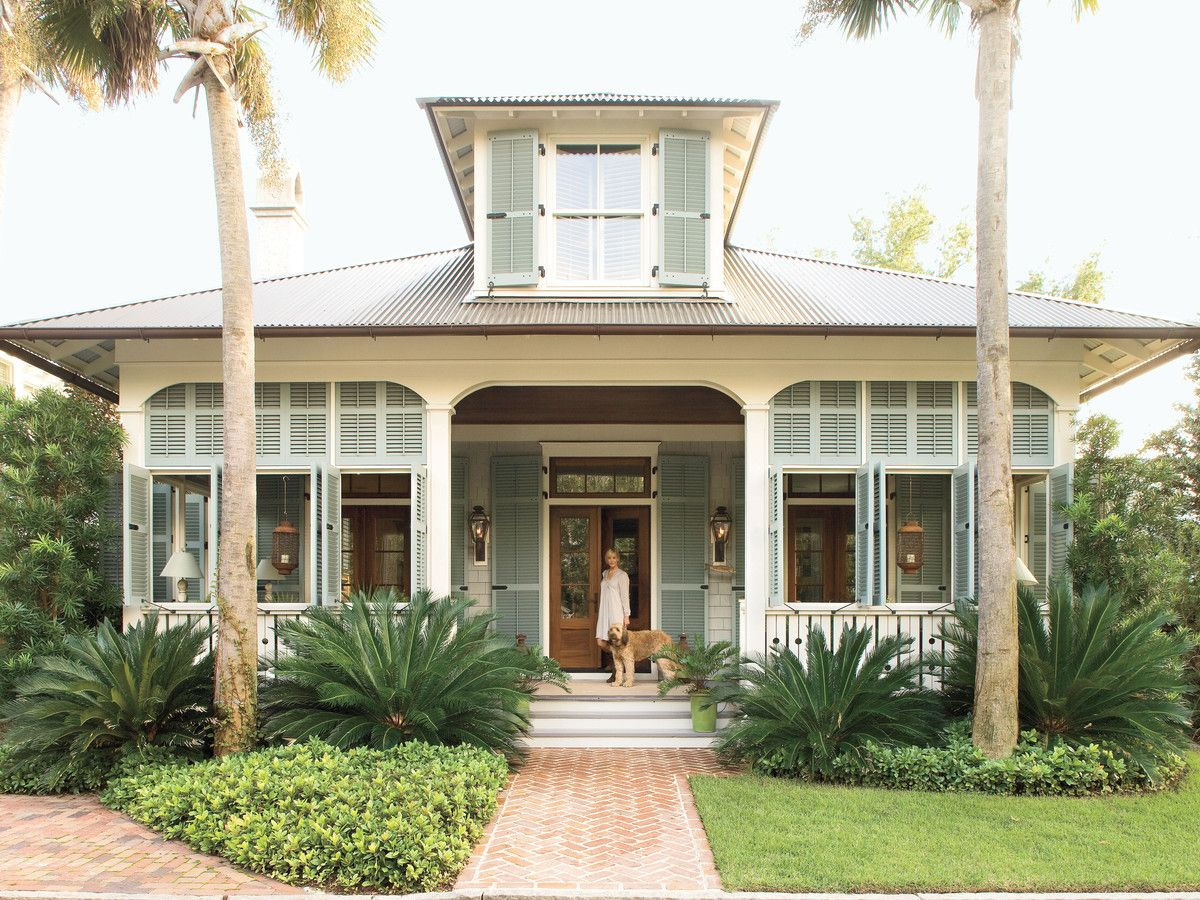 This Is Why House Plan 1807 Is My Dream Beach Cottage Southern Living Porch House Plans Southern Living House Plans House Exterior