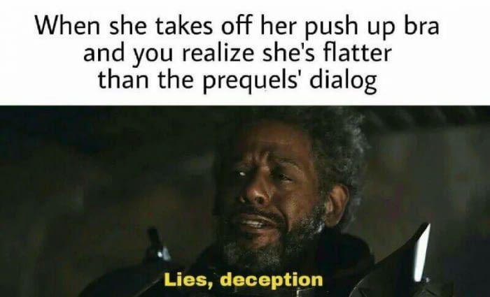 Dating mislykkes meme