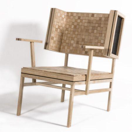 Schön Soft Oak Chair By Pepe Heykoop 2
