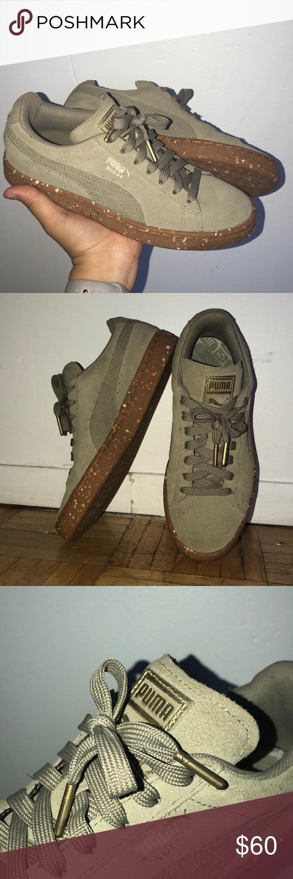 Puma Suede Classic Sneakers | Classic