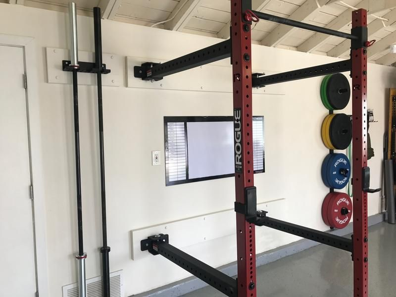 Rml 3wc 41 5 Rack Ready For Action Folding Walls Home Gym Design Wall Mount Rack