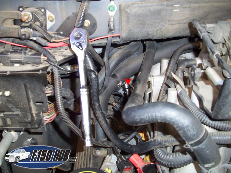 4 6l 5 4l F150 Spark Plug Replacement Guide Vehicle Maintenence