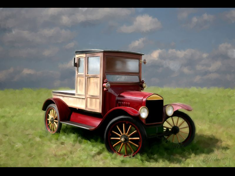 old time cars   Old Car Selling The Wastetime Post   other rides ...