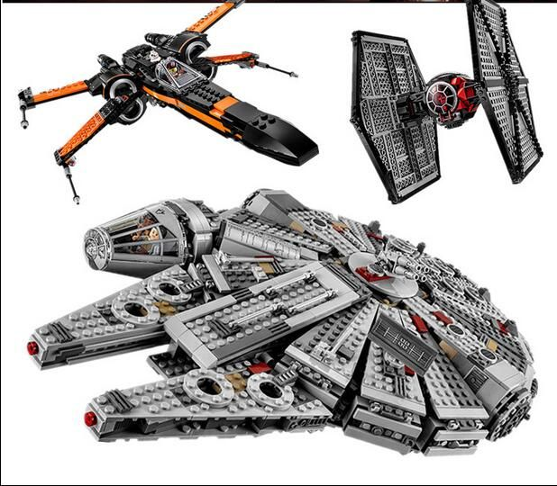 2016 new Free shippingStar Wars Millennium Falcon Figure Toys building blocks marvel minifigures Kids Toy Compatible withlegoe #>=#>=#>=#>=#> Click on the pin to check out discount price, color, size, shipping, etc. Save and like it!