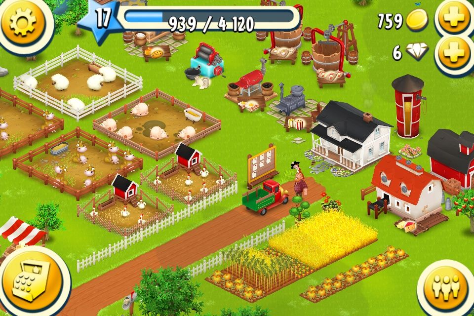 Dual Currency Hay Day Hay Day App