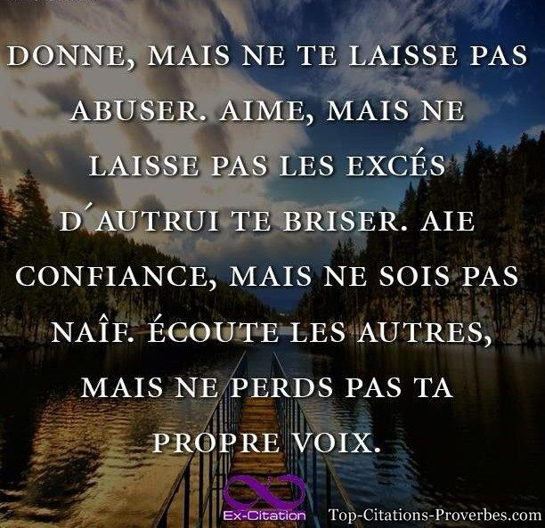 citation amitie et amour