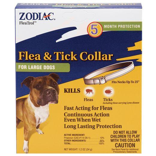 Zodiac® FleaTrol™ Flea Ticks on dogs, Fleas, Dogs, puppies