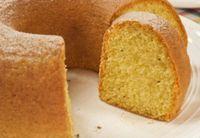Bolo de fubá fofinho com erva doce | Tortas e bolos > Receitas de Bolo de Fubá | Receitas Gshow