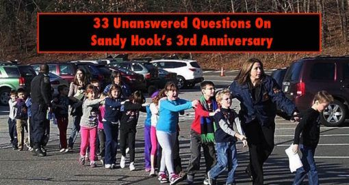 33 Unanswered Questions On Sandy Hook's 4th Anniversary