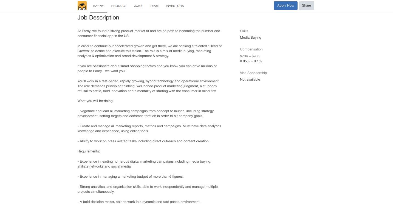 How to Write a Brilliant Job Description (2 Templates & 12