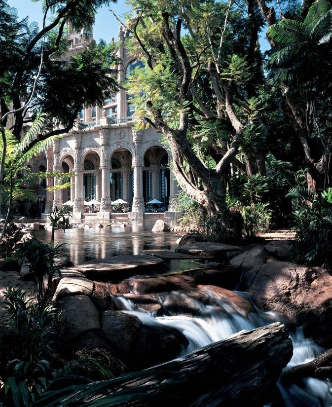 The Palace of the Lost City Hotel, Sun City Resort