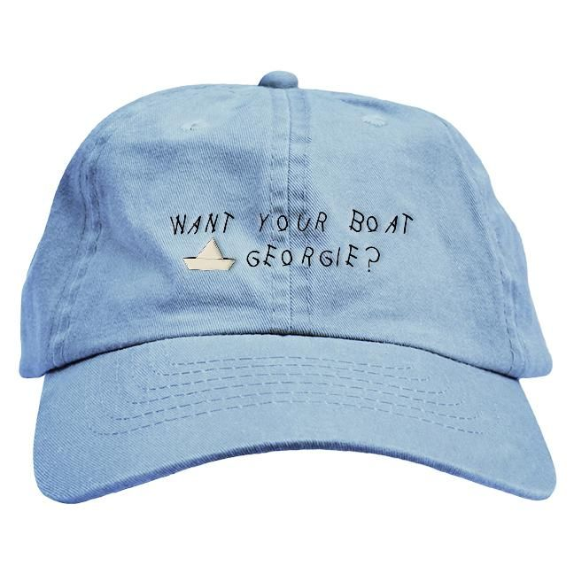 Want Your Boat Georgie Dad Hat  8a9a9eebe446