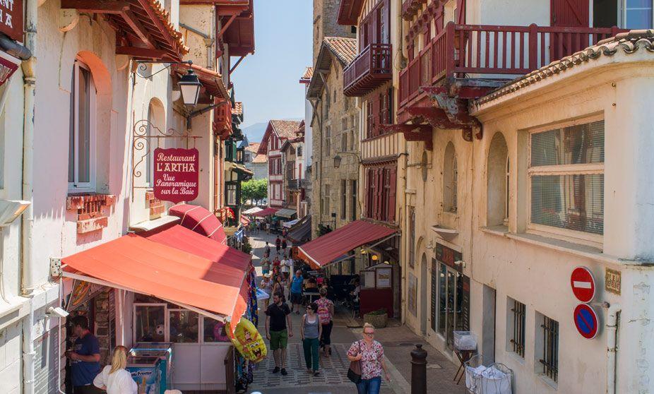 Saint Jean De Luz Tourism Things To Do In St Jean De Luz Basque Country San Sebastian Spain France