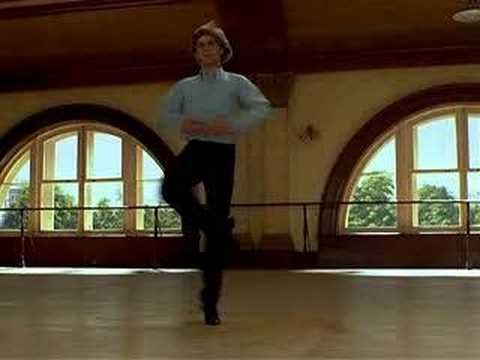 """Mikhail Baryshnikov -11 Pirouettes.  And that's how it's done.  """"White Nights""""- 1987"""