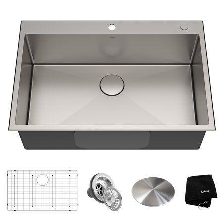Home Improvement In 2019 Sink Drop In Kitchen Sink Kitchen