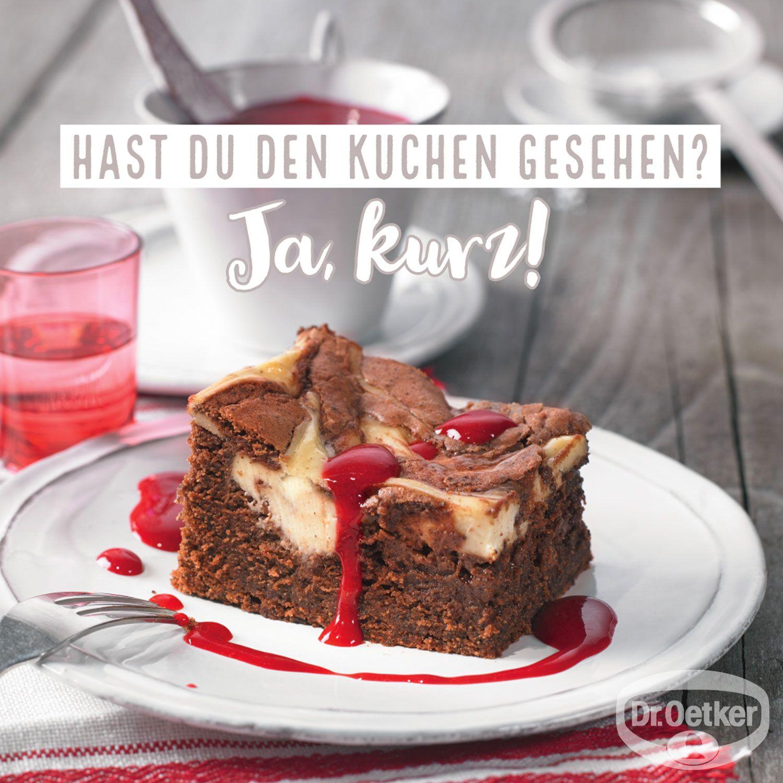 Mohn Brownie Mit Cheesecake Wirbeln Rezept Susses Backen Kuchen Und Leckereien