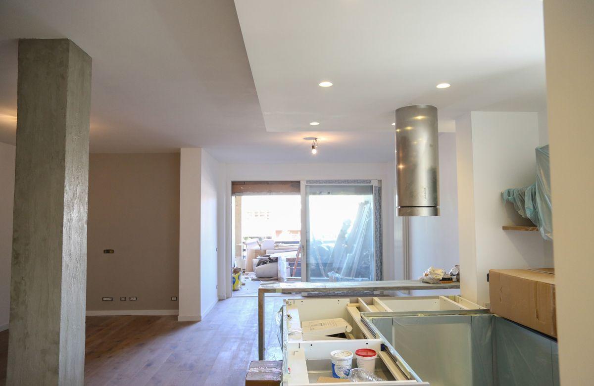 ristrutturare cucina e soggiorno | Edilia Design | Pinterest | Design