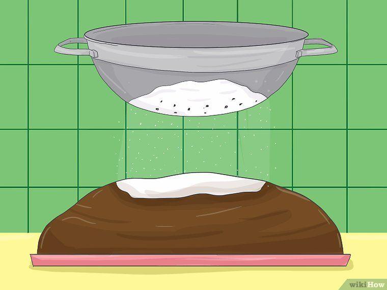 How To Make A Birthday Cake For A Horse Food Processor Recipes Cake Shapes No Bake Cake