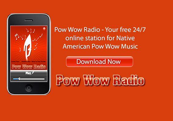 Pow Wow Radio App - PowWows.com - Native American Pow Wows