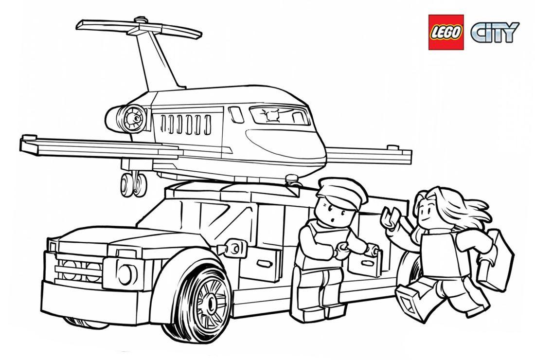 Ausmalbilder Lego City Fahre Malvorlagen Malvorlagen Zum Ausdrucken Lego City