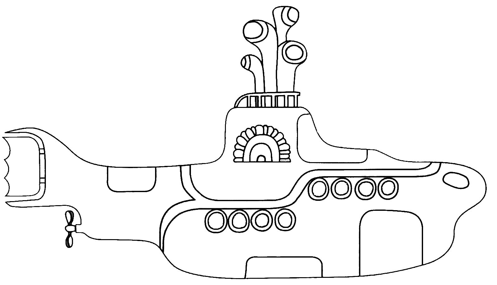 yellowsubmarine-130438.jpg 1,593×914 pixels | Art 5 th grade ...