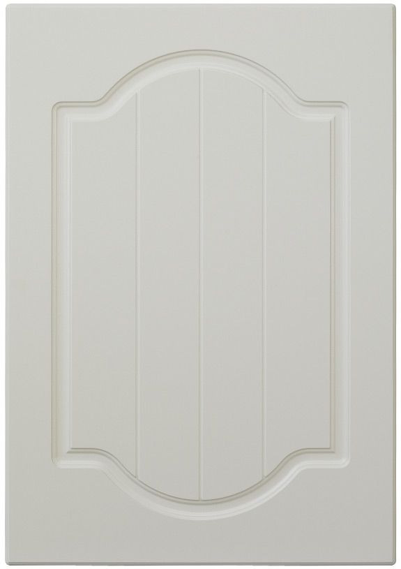 Chatsworth Range - Cream Textured Double Cathedral Arch ...