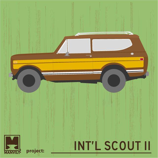 International Harvester Scout II